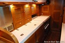 Hylas Yachts Hylas 49 accommodations