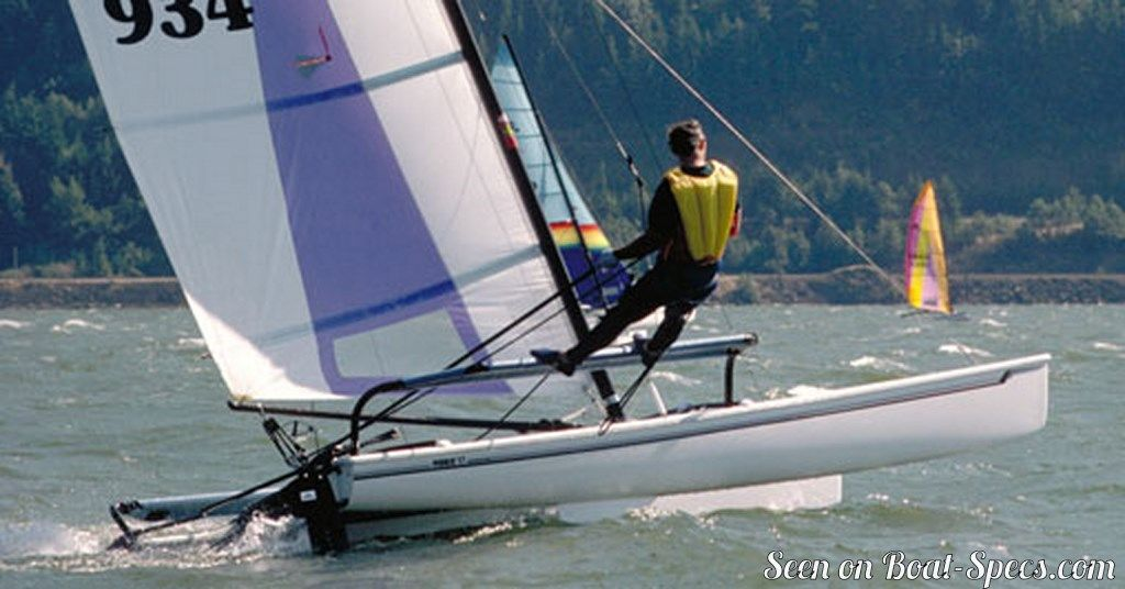 Www Sailboat Data Com Fr Voilier  Hobie Cat