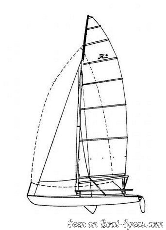 Hobie Cat 21 Se Sailboat Specifications And Details On Boat Specs Com