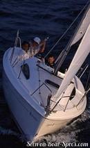 Jeanneau Sun Fast 20 sailing