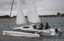 Astus Boats  Astus 22 sailing