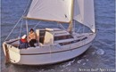 Bénéteau Evasion 22 sailing