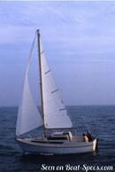 Bénéteau Evasion 22 en navigation