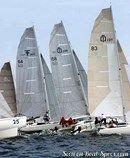 Corsair F28 R sailing