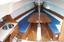 Jeanneau Sun 2500 accommodations