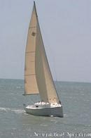 Jeanneau Sun 2500 en navigation
