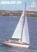 Dehler 25 en navigation
