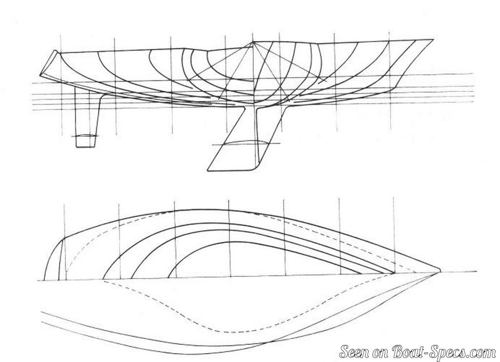 Dufour 1300 Fin Keel Sailboat Specifications And Details On Boat
