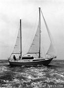 Bénéteau Evasion 32 en navigation
