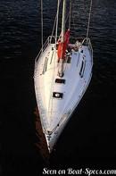 Jeanneau Sun Fast 32 en navigation