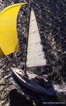 Jeanneau Sun Liberty 34 sailing
