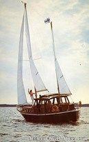 Nauticat Yachts Nauticat 33 sailing
