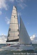 Jeanneau Sun Odyssey 349 sailing