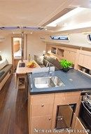 Hanse 345 accommodations