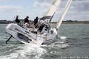 IDB Marine  Malango 1045 sailing