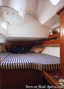 Bénéteau First 36s7 accommodations