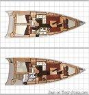 Elan Yachts  Elan 350 layout