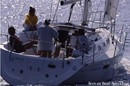 Bénéteau Océanis 370 sailing