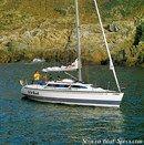 X-Yachts X-362 sailing