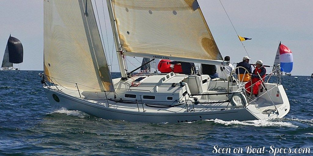 J  109 Shoal Draft  J  Boats  Sailboat Specifications And