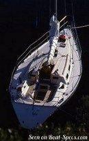 Jeanneau Sun Shine 38 en navigation