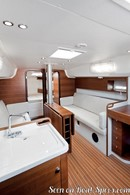 Italia Yachts  Italia 10.98 accommodations