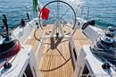 Italia Yachts  Italia 10.98 cockpit