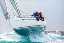 Italia Yachts  Italia 10.98 en navigation