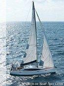 Dehler 38 sailing