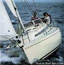 Bénéteau Idylle 11.50 sailing