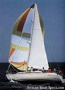 Bénéteau Idylle 11.50 en navigation