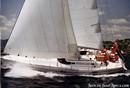 Bénéteau Océanis 390 sailing