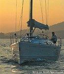X-Yachts X-37 sailing
