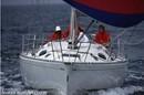 Bénéteau First 38s5 en navigation