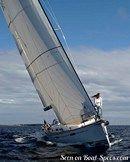 X-Yachts Xc 38 sailing
