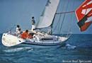 Bénéteau First 38 en navigation