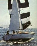 Bénéteau First 22 sailing