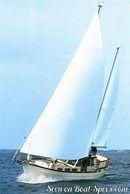 Nauticat Yachts Nauticat 38 sailing