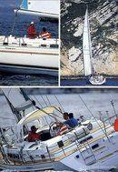 Bénéteau Océanis 40 CC sailing
