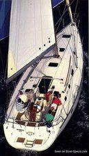 Bénéteau Océanis 400 sailing