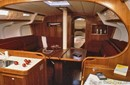 Jeanneau Sun Fast 41 accommodations