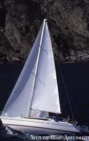 Jeanneau Sun Fast 41 sailing