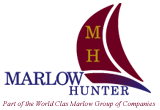 Marlow Hunter 40 furling mainsail sailboat specifications and details on Boat-Specs.com